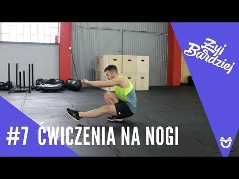 Embedded thumbnail for Najlepsze ćwiczenia na nogi