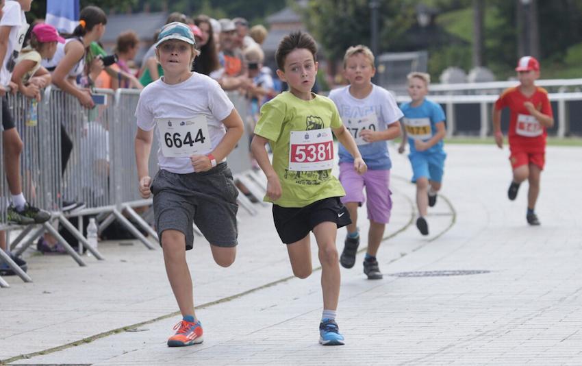 Bieg dzieci