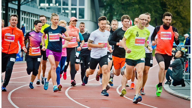 Amatorskie Mistrzostwa Polski w Biegu na Milę