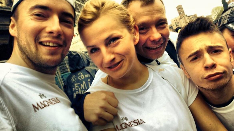 Relacja z maratonu w Rzymie
