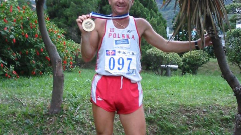 Medal z Mistrzostw Świata w ubikacji, czyli jak rozpocząłem swoją przygodę z bieganiem...