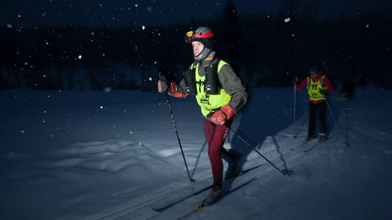 700 kilometrów przy minus 60... Yukon Arctic Ultra