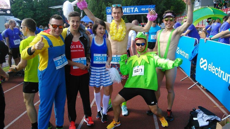10 powodów, dla których musisz  kiedyś pobiec w Białymstoku