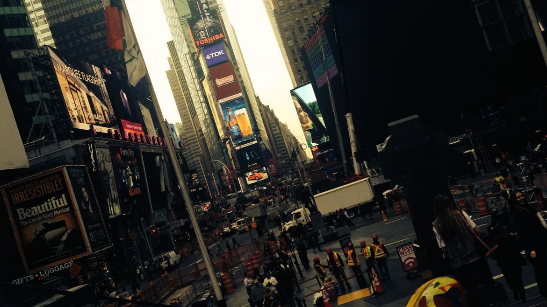 Żaden tytuł nie odda magii biegania w Nowym Jorku - przygoda na każdym kroku!