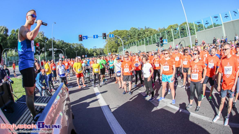 Odżywianie i nawadnianie w trakcie maratonu