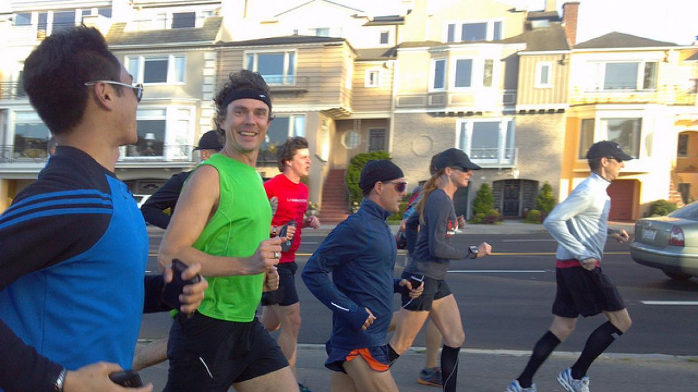 Dieta wegańska uczyni Cię lepszym biegaczem?