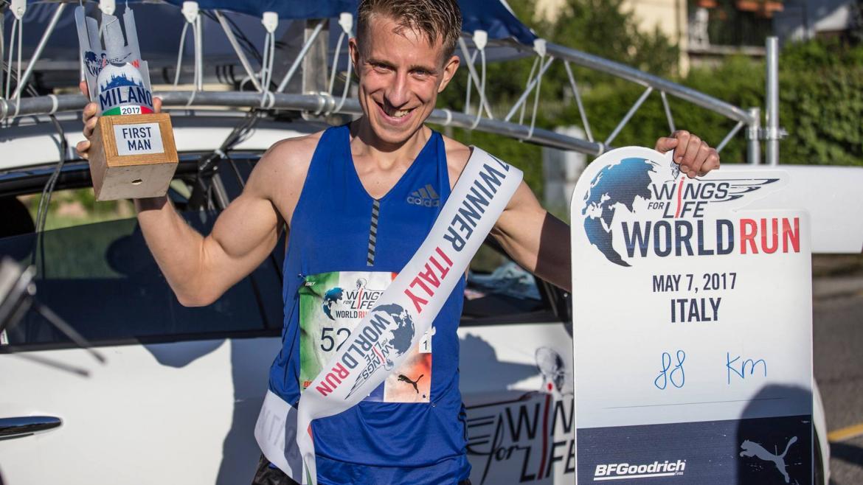 Co by było, gdyby Bartosz Olszewski dobiegł do 100km?