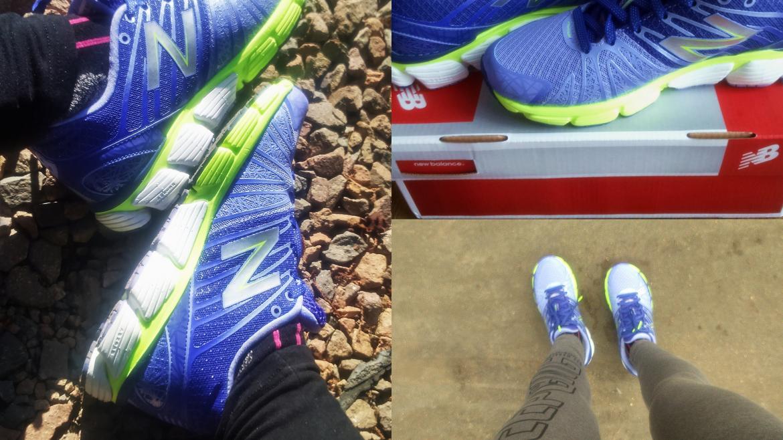 Krótka recenzja butów do biegania - New Balance 890v5