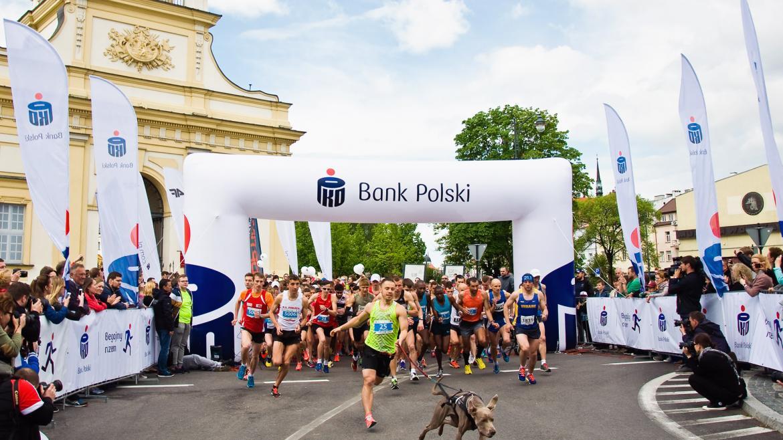 Mój najpiękniejszy półmaraton na dopingu, czyli relacja z 4. PKO Półmaratonu w Białymstoku