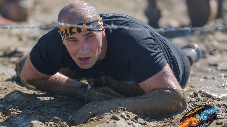 Ekstremalny bieg po zdrowie - po raz kolejny wystartował Armageddon Challenge!