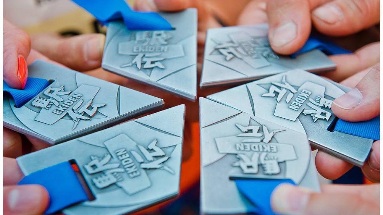XXII Maraton Sztafet Ekiden – relacja