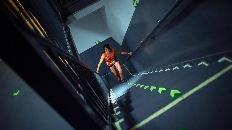 Bieganie po schodach - 3 dni, 3 kraje i prawie 2000 schodów...