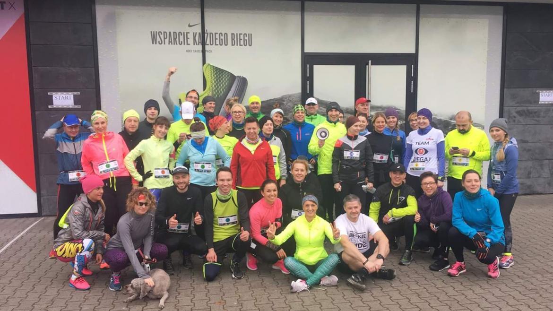 Biegiem po selfie - I edycja biegu Photo-Run