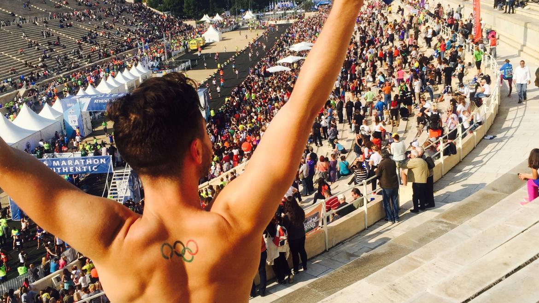 Maraton w Atenach pod znakiem przemyśleń i wniosków - moja relacja