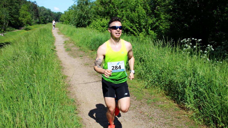 I Półmaraton Zegrzyński — relacja z mojego najlepszego biegu w tym sezonie