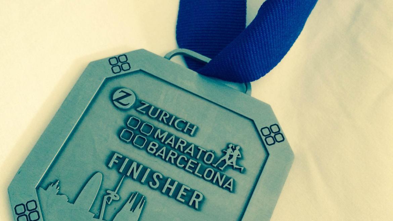 Relacja z Maratonu w Barcelonie