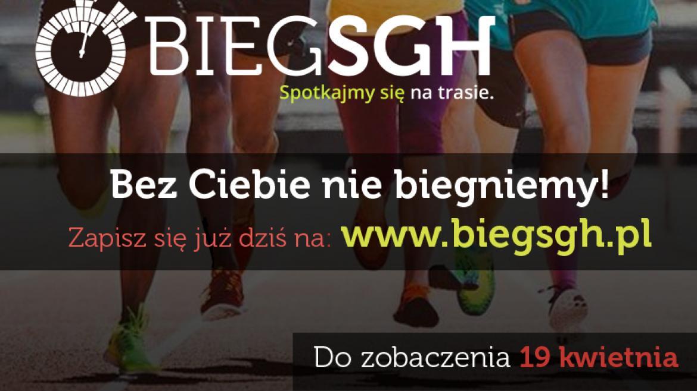 Bieg SGH - biegnij dla dzieciaków!
