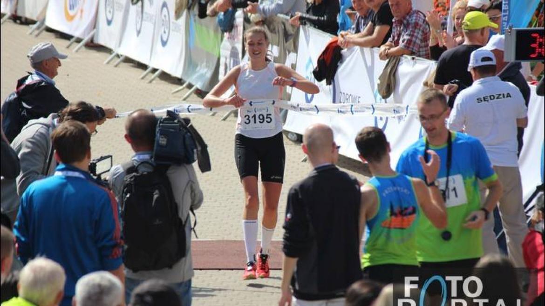 Kamila Perucka - mistrzyni z gór