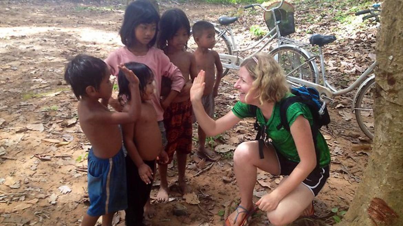 Kambodża i maraton z happy endem