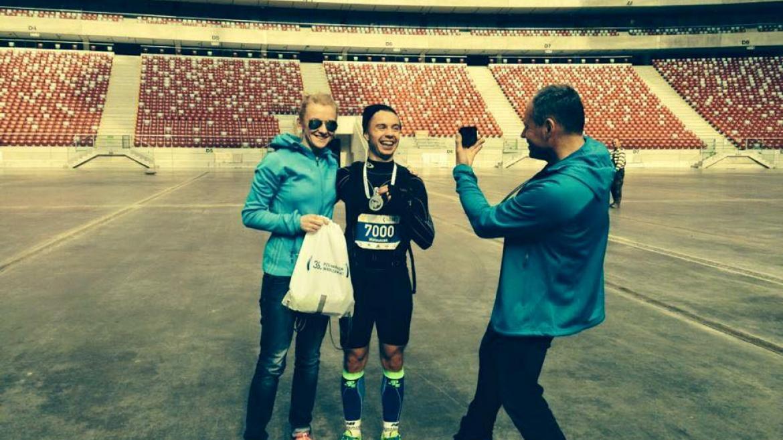 Maraton Warszawski ostatni raz z metą na Stadionie Narodowym
