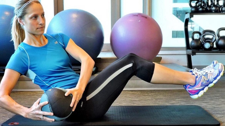 5 ćwiczeń wzmacniających mięśnie głębokie dla biegaczy