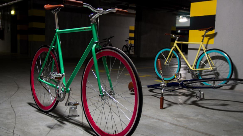 Ostre koło od Polka Bikes - test roweru oczami biegacza