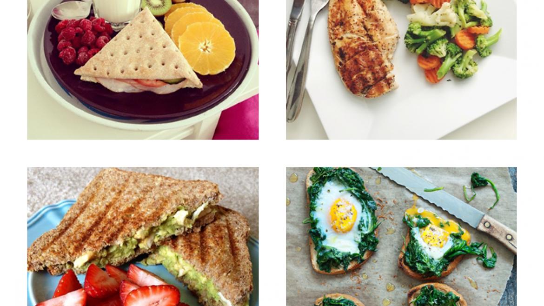 5 mitów dotyczących diety. ilość posiłków, pigułki, węglowodany, kolacja do 18, produkty light.