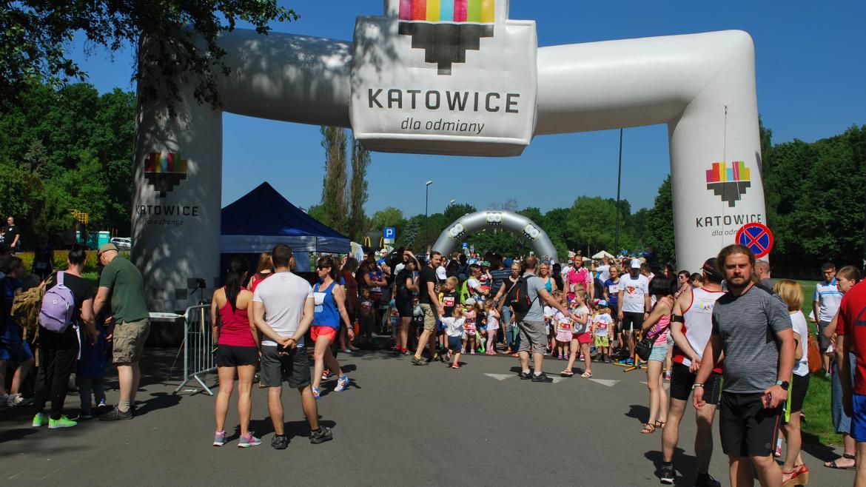 Wizz Air Katowice Half Marathon