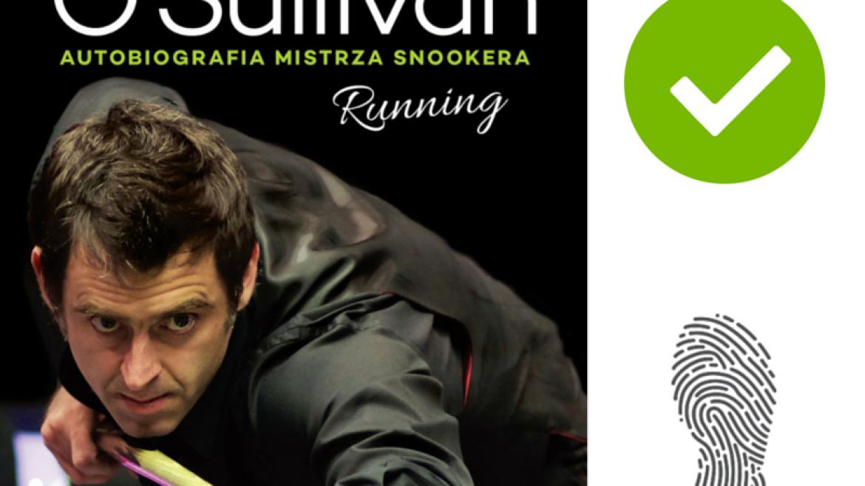 Running, czyli autobiografia mistrza snookera - recenzja