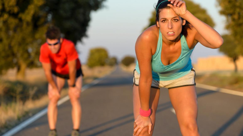 Aktywna regeneracja po maratonie