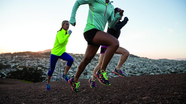 Dlaczego biegacze nie potrafią oddychać?