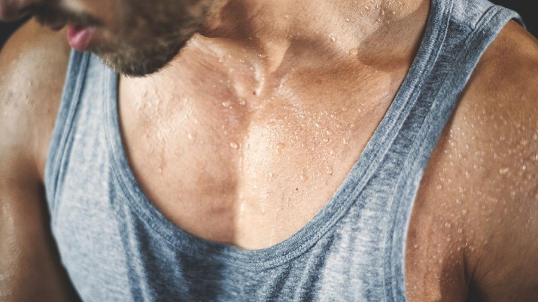 5 mitów związanych z poceniem się na treningu
