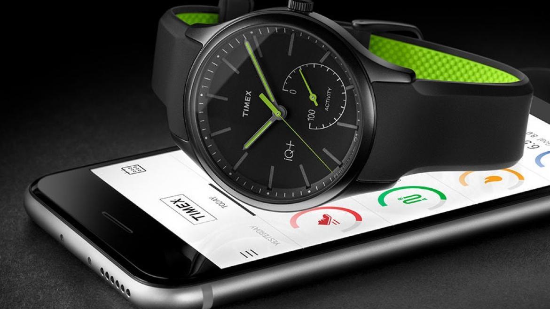 Zaczynamy testy TIMEX IQ+ Move, analogowego smartwatcha dla aktywnych