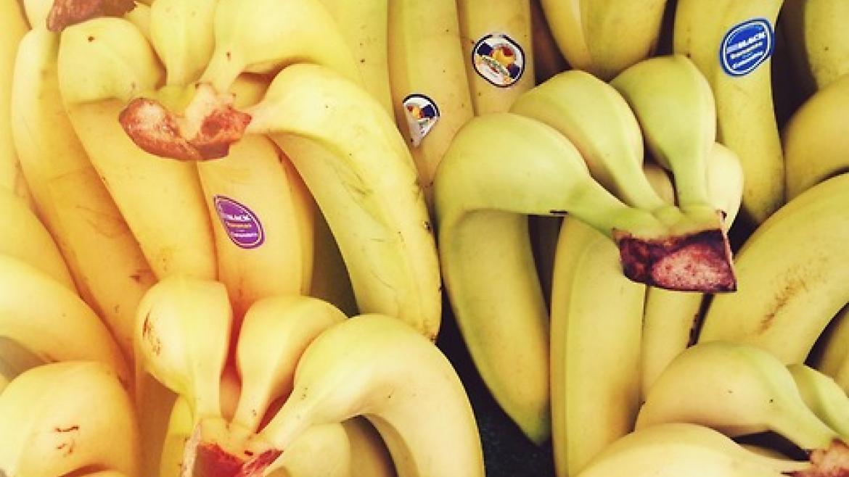 banan - przyjaciel biegacza. źródło energii i witamin