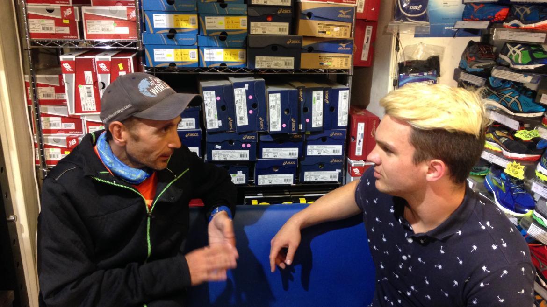 Wywiad z Giorgio Calcaterra, mistrzem świata na 100km, zwycięzcą Wings For Life 2016