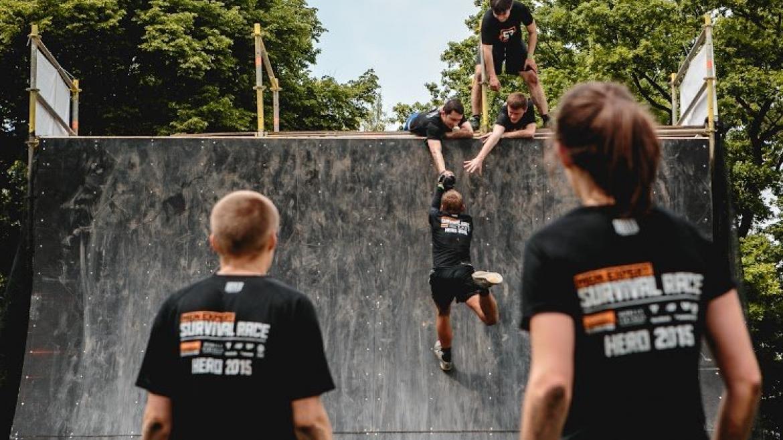 Nowe, mordercze przeszkody na trasie biegów Men Expert Survival Race.