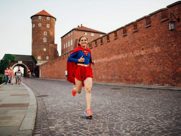 Charytatywne porządki biegowe