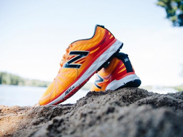Buty startowe do biegania – test New Balance 1500v2 okiem Krystyny Roszak