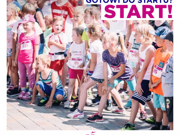 Zapraszamy na .KTW Wizz Air Kids Run