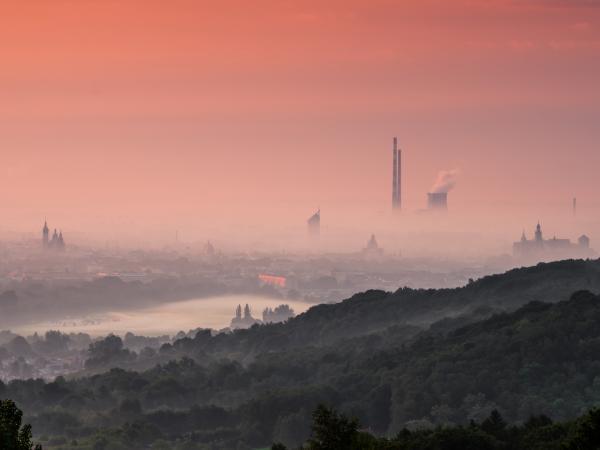 Bieganie i smog — biegać czy nie? Moje zdanie