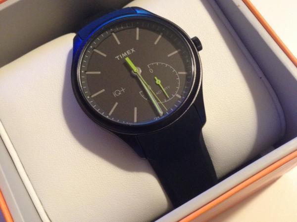Test analogowego asystenta aktywności Timex IQ+ Move