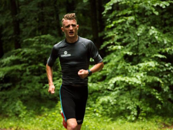 Film o treningu Marcina Chabowskiego