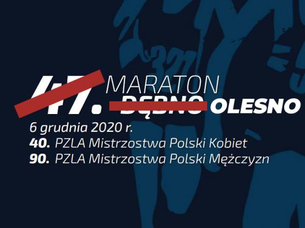 Historia Mistrzostw Polski w maratonie