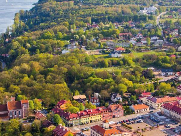 Najpiękniejsza trasa półmaratonu na Mazowszu - Półmaraton Zalewu Zegrzyńskiego