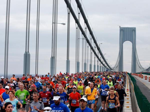 10 faktów na temat Maratonu w Nowym Jorku