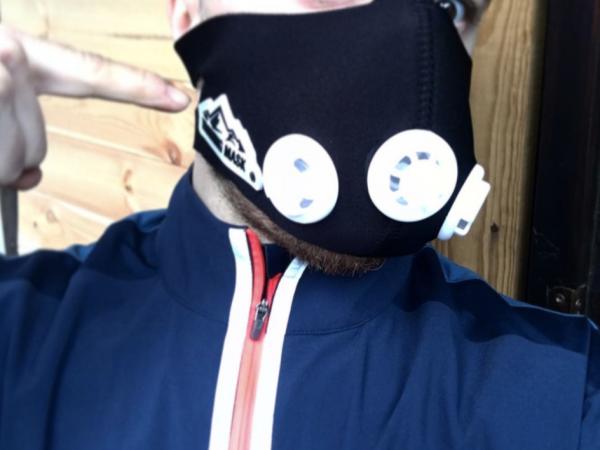 Training Mask, czyli test maski treningowej