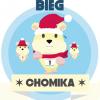 Biegowy kołowrotek - II edycja Biegu Chomika